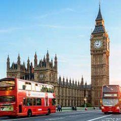 Inner city London