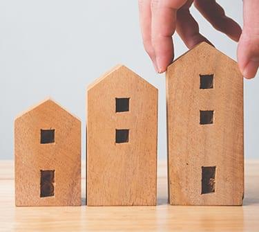 Property building blocks