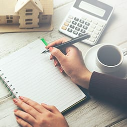 The cost of selling a house