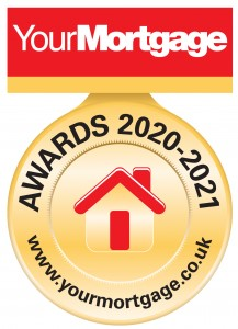 Your Mortgage winners icon 2020/21