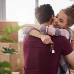 The process of buying a house - 5 steps