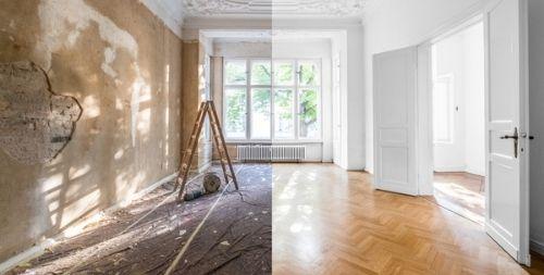 Renovation property